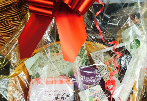 Check out our Christmas Hampers